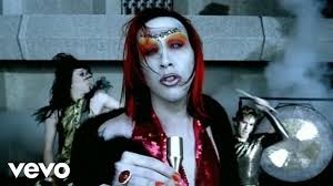 marilyn manson the dope show youtube