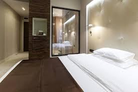 chambre salle de bain ouverte salle de bain ouverte sur chambre design waaqeffannaa org