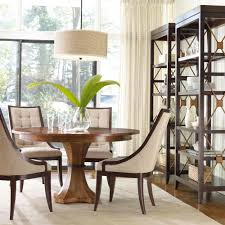 dining room heavenly dining room decoration using single pedestal