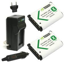 Np Full Form Amazon Com Wasabi Power Battery 2 Pack And Charger For Sony Np