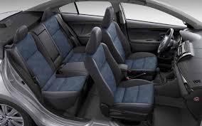 toyota yaris sedan 2015 2015 toyota yaris sedan interior carspoints