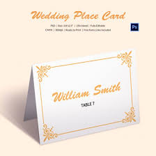 how to print wedding place cards in word wedding invitation sample