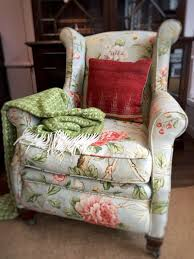 Floral Accent Chairs Living Room Armchair Floral Slipper Chair Floral Living Room Chairs
