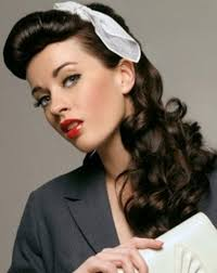 long vintage hairstyles beautiful long hairstyle