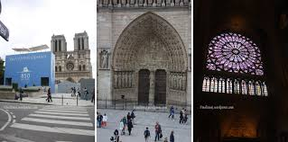 paris day 2 louvre museum notre dame sainte chapelle pont neuf notre dame de paris one of the ornate gates the stunning stained glass tresor exhibition