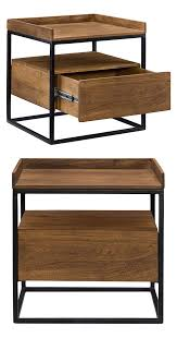 intelligently designed this juneau side table will allow you to