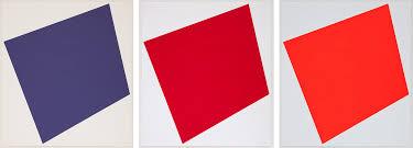 just the right color ellsworth kelly u0027s red art in print art