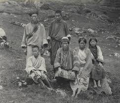 quotes about family in the outsiders 112 year old photos reveal hidden life of bhutan daily mail online