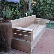 Make Your Own Wood Patio Furniture  Steps With Pictures - Wood patio furniture