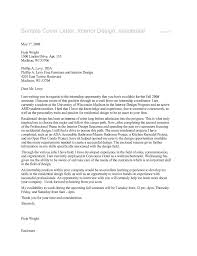 cover letter for internship resume designing a cover letter gallery cover letter ideas cover letter for interior designer image collections cover cv for interior designer assistant management accountant free