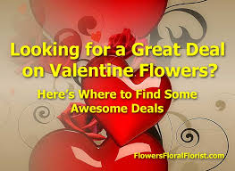 Valentine Flowers Valentine Flowers Where To Find Awesome Deals