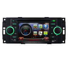 car dvd player navigation system for chrysler