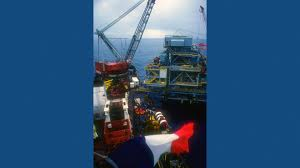 onshore offshore drilling and production platform fluor project