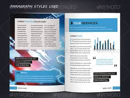 12 page brochure template 30 awesome company profile design templates web graphic design