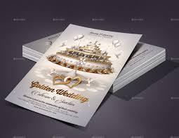 wedding flyer wedding invitation flyer template by rembassio graphicriver