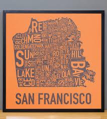 Map Of San Francisco Neighborhoods by San Francisco Neighborhood Map 18