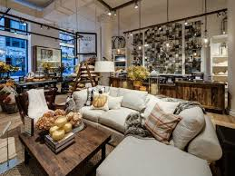 pottery barn pottery barn s new nyc flagship focuses on small spaces easy