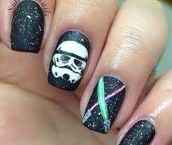 28 best comic con images on pinterest comic con star wars nails
