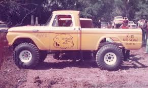 Ford Mud Racing Trucks - bangshift com mud bog time machine