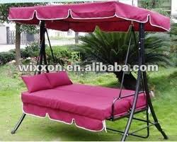 garden canopy swing bed buy garden swing swing chair swing bed