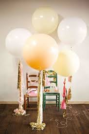 large balloons festive finery with geronimo balloons mywedding