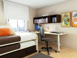 bedroom decor compact desk small computer table home computer with