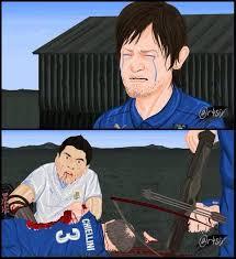 Walking Dead Meme Daryl - the best suarez walking dead memes the walking dead official site
