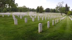 headstones houston zoom in of the fort sam houston veterans cemetery