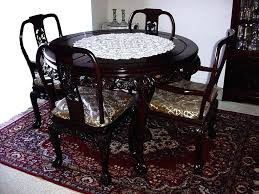 dining room trendy rosewood dining room tables for inspirations