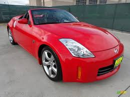 Nissan 350z Red - 2008 nogaro red nissan 350z touring roadster 61646288 gtcarlot