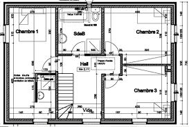 plan chambre enfant plan l étage