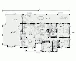 One Story Modern House Plans Photo Album Single Story Luxury House Plans All Can Download All