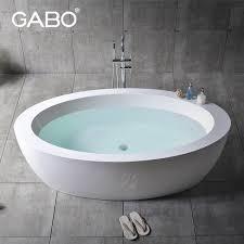 egg shaped tub home design