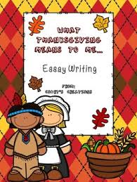 what thanksgiving means to me essay by court s creations tpt