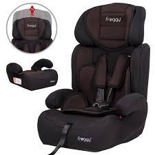 si e auto enfant siège auto enfant groupe 1 2 3 9 36kg noir norme ece r44 04