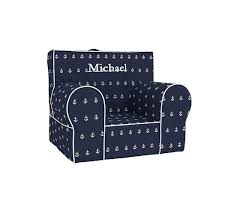 Pottery Barn Kids Everyday Chair Navy Anchor My First Anywhere Chair Pottery Barn Kids Kid