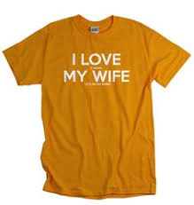great christmas gift for husband from wife i love it when my