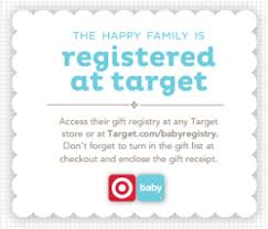 registry for baby shower target registry baby shower baby showers ideas