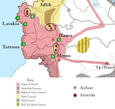 Map Of Syria And Russia Russia U0027s Path To War In Syria Part I Ruslanleviev