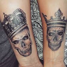 51 king and tattoos for couples and
