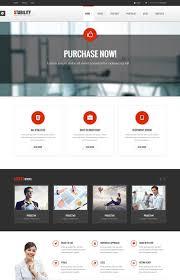35 free u0026 premium business website templates