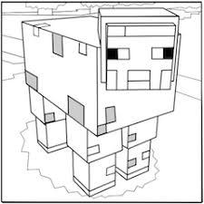 printable minecraft sheep coloring pages elijah