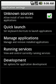 phone settings android 4a 2 setup android phone usb explore mit app inventor