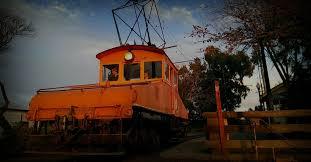 historic train exhibits vintage streetcar western railway museum