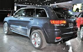 jeep grand srt8 2014 2014 jeep grand srt8 black top auto magazine