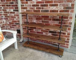 Black Pipe Shelving by Urban Industrial Vintage Rustic Design For By Urbanfarmhousegroup
