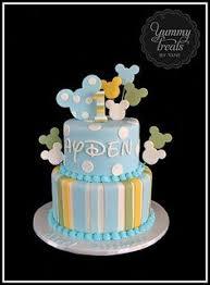 baby mickey birthday cake luckytreats mickey kids birthday