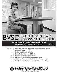 table 19 parents guide student rights and responsibilities district policy jf