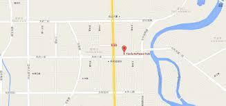 Chengdu China Map by Contact Us Symbio