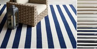Navy And White Outdoor Rug Blue And White Outdoor Rug Recycled Yarn Indooroutdoor Rug